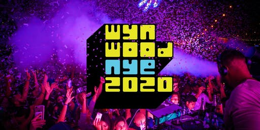 Wynwood NYE 2020 - New Year's Eve Block Party