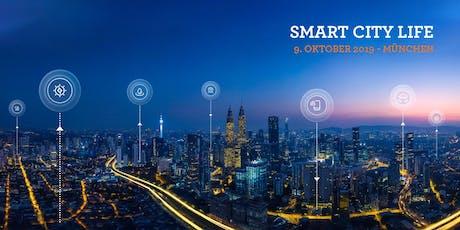 Smart City Life – Vision versus Wirklichkeit Tickets