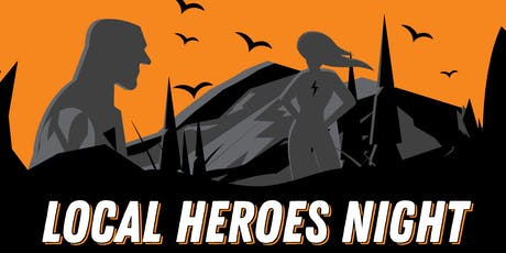 Local Heroes Night tickets