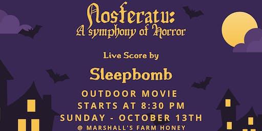 Nosferatu: Live Score by Sleepbomb