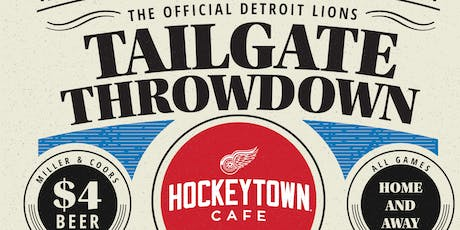 Tailgate Throwdown tickets