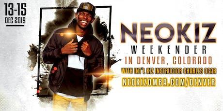 Neokiz Weekender in Denver tickets