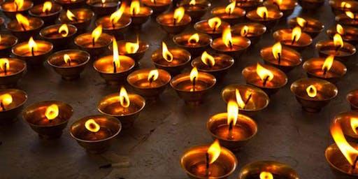 Diwali Retreat at the Shivananda Ashram in Xanten, Germany