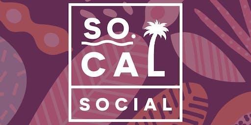 SoCal Social with Crypton Fabric x Norwalk x Kim Salmela