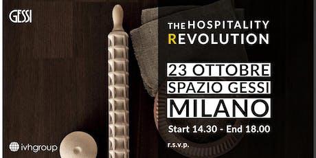 IVH Group e Gessi presentano: The Hospitality Revolution biglietti