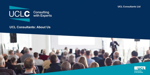 UCL Consultants Ltd - About us