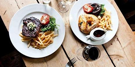 Thursdays - Steak and Wine Night tickets