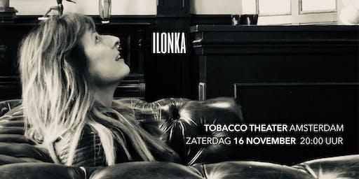 Ilonka in Tobacco Theater Amsterdam