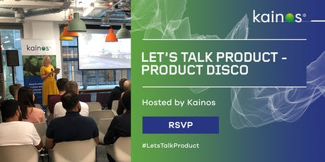 Let's Talk Product - Belfast Launch tickets