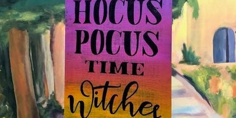 Hocus Pocus Painting Party tickets