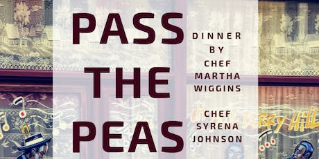 Pass The Peas: MiNO Benefit Dinner tickets