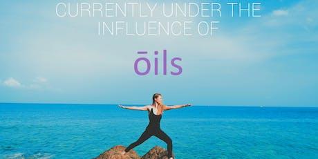 FREE Essential Oils Intro Workshop - 20 Oct tickets