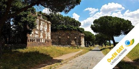 In bicicletta sull'Appia Antica biglietti
