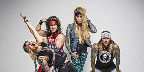 Steel Panther: Heavy Metal Rules Tour tickets