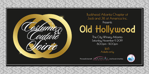 Costume & Couture Soirée: OLD HOLLYWOOD
