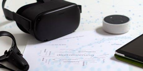 Digitalisierung: Die Veränderungen in der Arbeitswelt aktiv nutzen Tickets