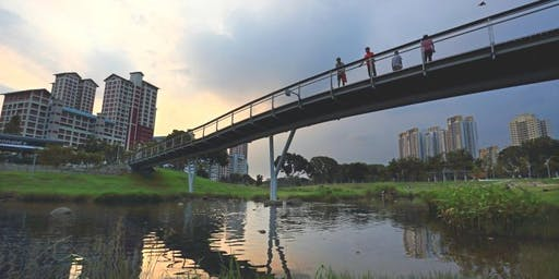 Walk at Bishan-Ang Mo Kio Park