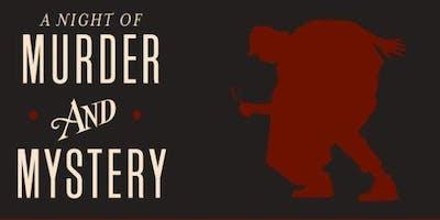 October Murder Mystery Dinner