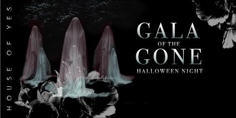 Gala of the Gone Halloween tickets