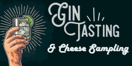 Gin & Cheese Taster Evening Middlesbrough tickets