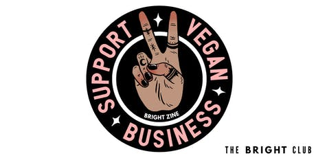 The September #SupportVeganBusiness Mixer tickets