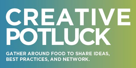 Creative Potluck | Photography and City Building tickets