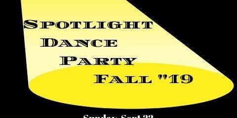 A Step to Gold Ballroom Spotlight Party