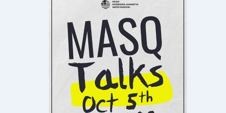 MASQ Talks tickets