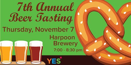 7th Annual Beer Tasting with YES tickets