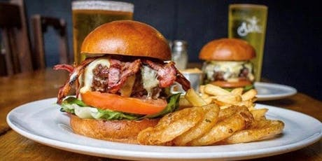 Burger Night - Every Wednesday! tickets