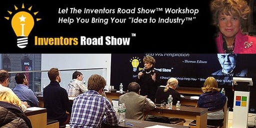 JOIN OUR  POWER NIGHT of LEARNING™ WITH TOP INDUSTRY LEADERS.. TURN YOUR IDEA INTO A REALITY  ....BECOME EMPOWERED, INSPIRED AND LEARN HOW TO LICENSE AND MARKET YOUR IDEA...ENTER OUR DRAWING $$