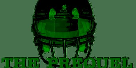 "NUC Sports Presents-""The Prequel""- Class of 2023/2024 Elite Football Showcase tickets"