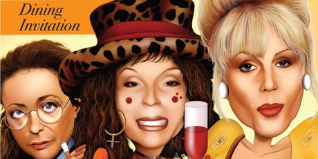 Absolutely Fabulous - Comedy Dining Experience tickets
