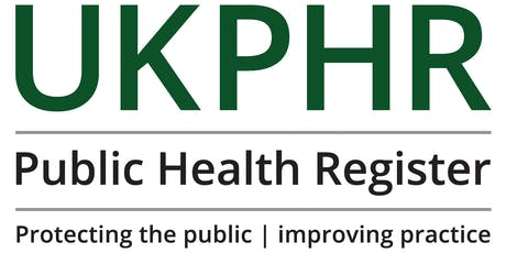 UKPHR Public Health Practitioner Conference 2019 tickets