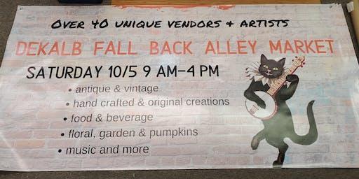 DeKalb Back Alley Market