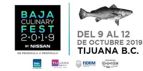 Baja Culinary Fest- Main Event tickets