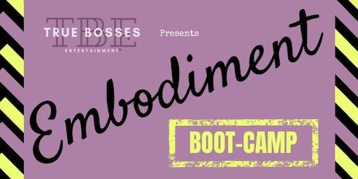 Embodiment Bootcamp