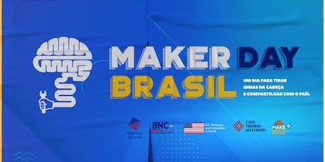 Maker Day Brasil 2019  bilhetes