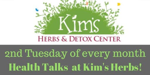 Tuesday Talk - Let's talk about BREAST HEALTH!