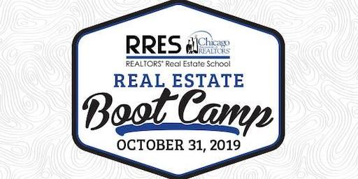 RRES Real Estate Boot Camp
