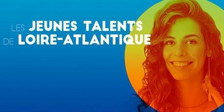 Appel à candidatures - les Jeunes Talents de Loire-Atlantique billets