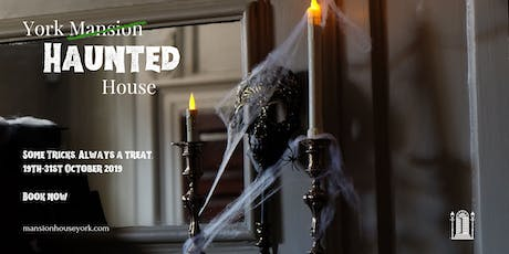 York Haunted House tickets
