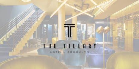 NY Real Estate Entrepreneur Mixer Tillary Hotel Rooftop  tickets