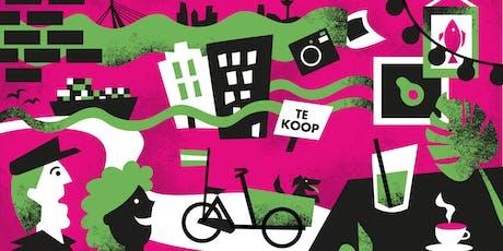 Rotterdam: Watskebuurt?! #3 Baksteen. De rest is geschiedenis tickets