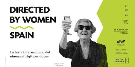 Festival de cine Directed by Women Spain tickets