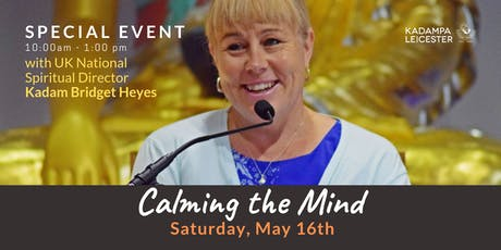 Calming the Mind tickets