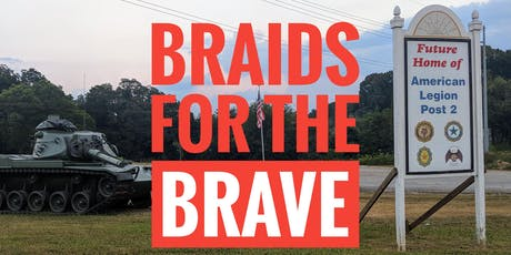 Braids for the Brave tickets