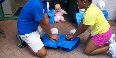 Community CPR and/or Basic First Aid (Blended Learning) tickets
