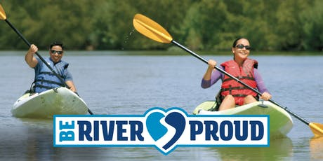 Be River Proud Kayaking Series Kick-Off tickets