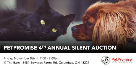PetPromise 4th Annual Silent Auction tickets